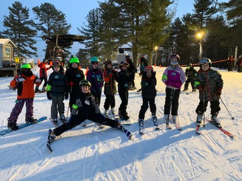 Ski Club was a blast this year!