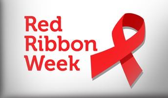 Red Ribbon Week      -     Semana de la cinta roja
