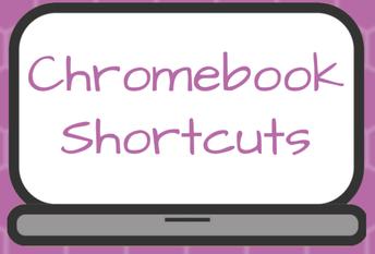 Chromebook Help Here: Shortcuts
