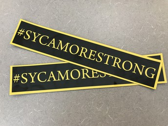 #SycamoreStrong