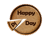Pi Day is March 14th!