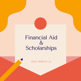 Financial Aid Applications Open for 2021-22