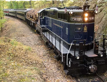 Secret Valley Expedition Train Rides (May 5, 6, 16)