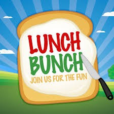 Join us for Lunch Bunch Mondays-Thursdays at 12:00