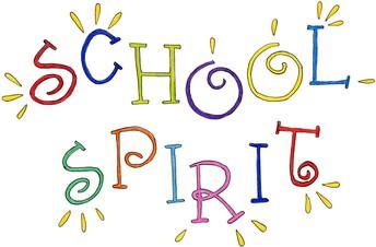 spirit week 6/10 - 6/14