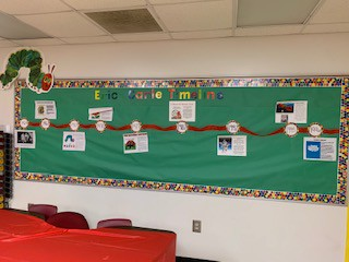 Putting Learning on Display