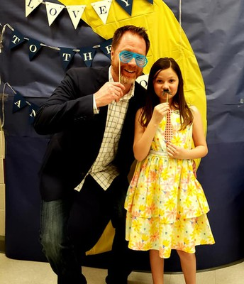 The Daddy Daughter Dance was a dream!!