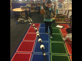 Preschools Learn About Forces in Motion!