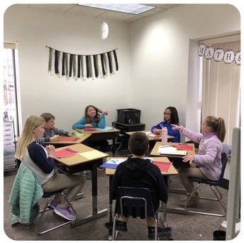 Student Led Discussion