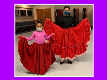 Ballet Folklorico Meets Tuesday Evenings