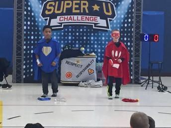 5th Grade Super Heroes