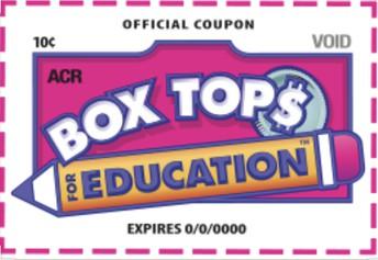 Remington Box Top Donation
