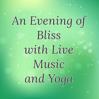 Restorative Yoga with Live Music