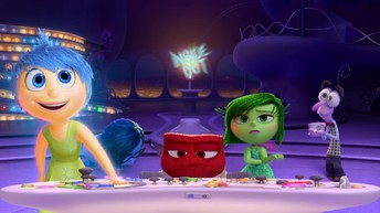 Inside Out: Guessing the feelings.