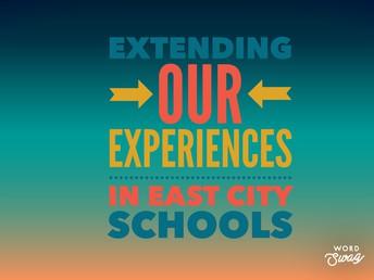 """Extending our Experiences"""