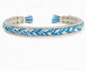 Wanderer Bracelet-- Silver