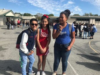 Sports Apparel Spirit Day