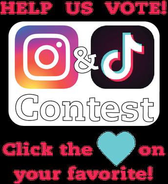 TikTok & Instagram Contest