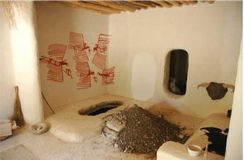 Çatalhöyük House Reconstruction
