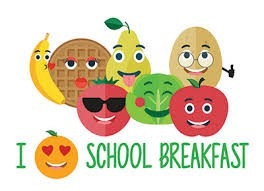 Elementary National School Breakfast Week Announcements