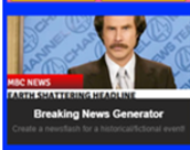 Breaking News Generator