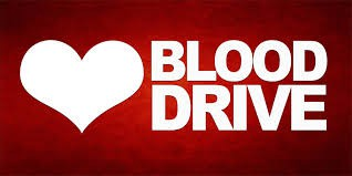 Blood Drive October 12th