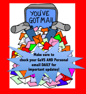 Check your mail