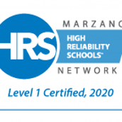 Marzano HRS Level 1 Certification!