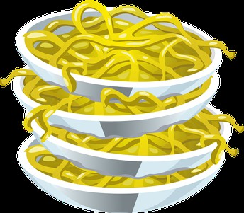 A Second Helping of Noodles: Feb 13