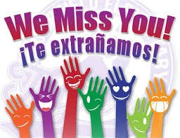 We Miss You! (Spanish)