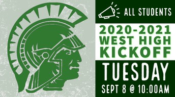 West High 2020-2021 Virtual Opening Kickoff