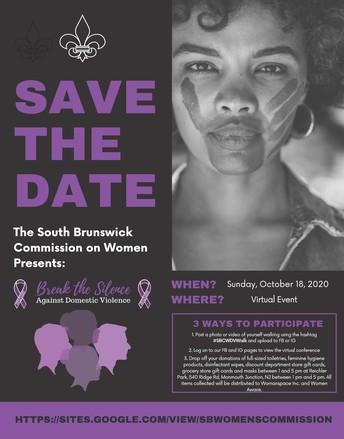 SOUTH BRUNSWICK COMMISSION ON WOMEN NEWS