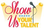 Talent Show Information
