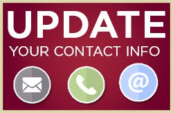 Updated Contact Information Needed!!!