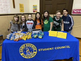 Student Council Concession Stand