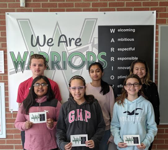 Warriors of the Week