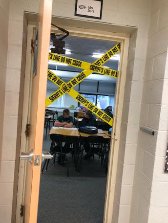 CSI in Eighth Grade Social Studies