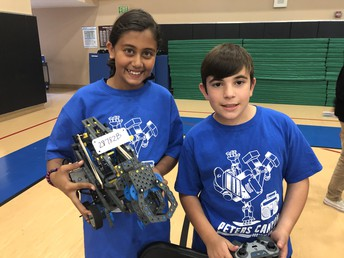 Peters Canyon Robotics