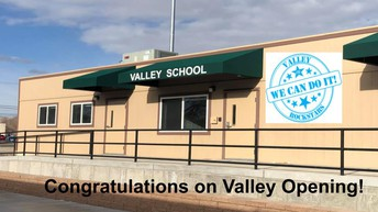 New Valley School building