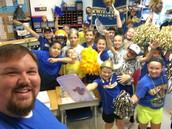 Mr. Pohling's Daniel Boone Elementary Class