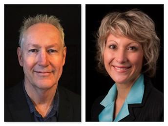 Dr. Malcolm North and Dr. Rhonda McClellan: