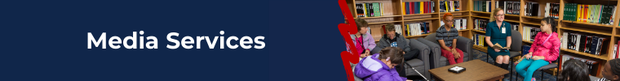 Media Services banner