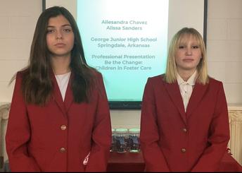 Allesandra Chavez & Alissa Sanders