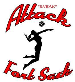 Sneak Attack Atomic Volleyball