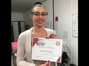 Genevieve Gandy - North High Staff Member of the Month