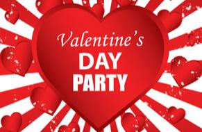 Fiesta de San Valentín - Jueves 13 de febrero