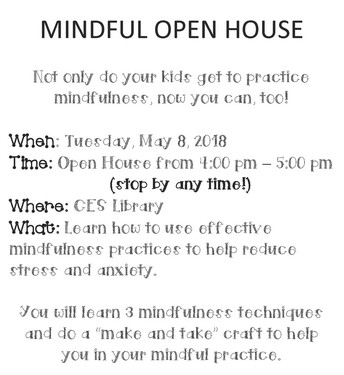 Mindful Open House