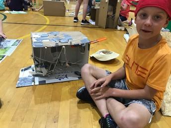 Rube Goldberg Projects