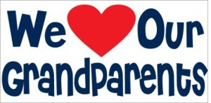 Grandparents Day! [Tuesday, 11/20]