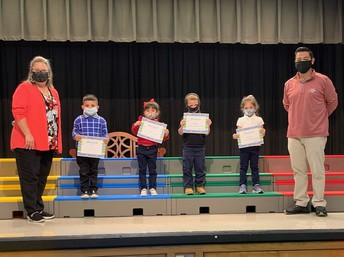 PK3 a.m. Quality Jacket Award Winners